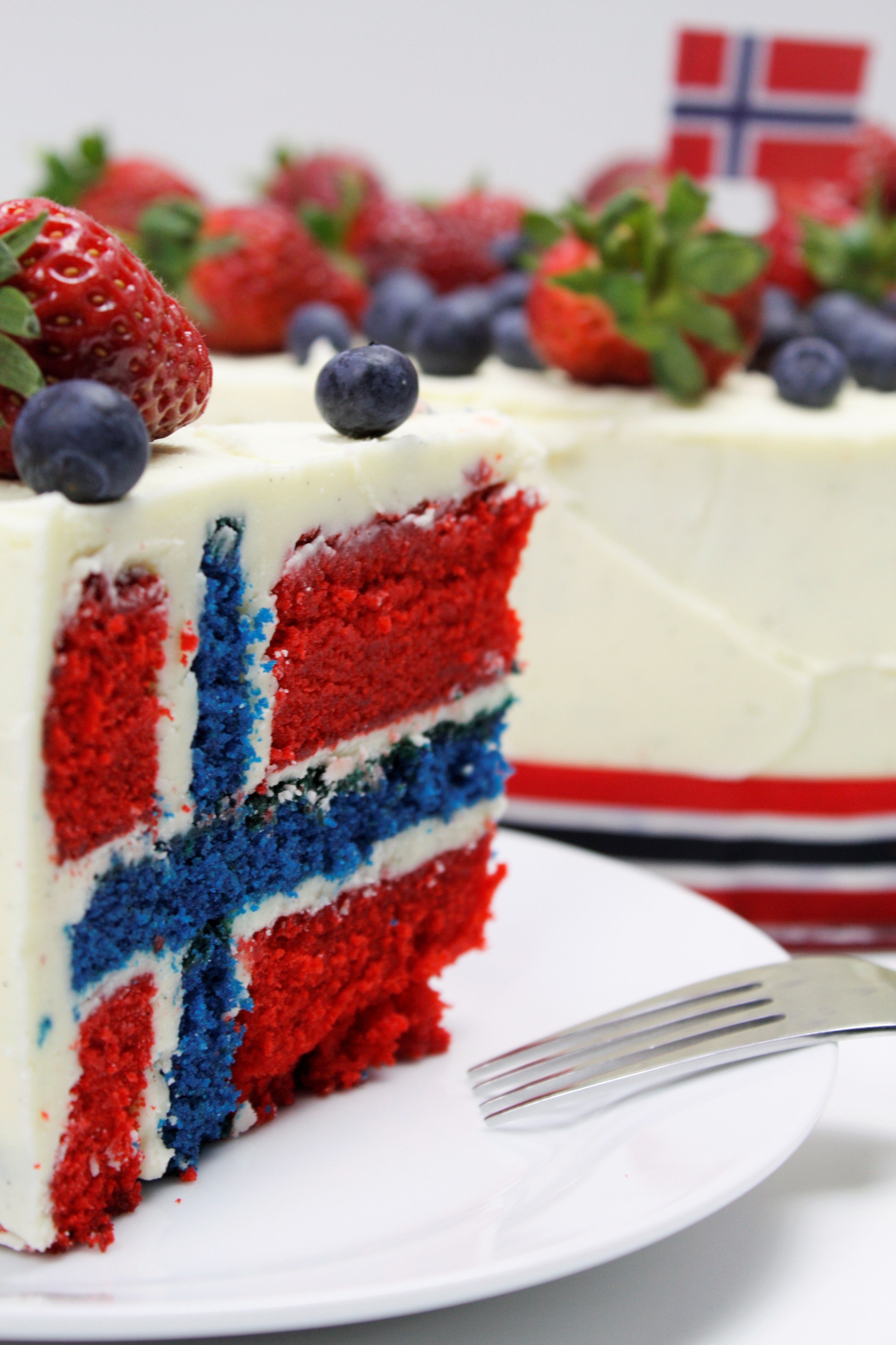 Norway S National Cake