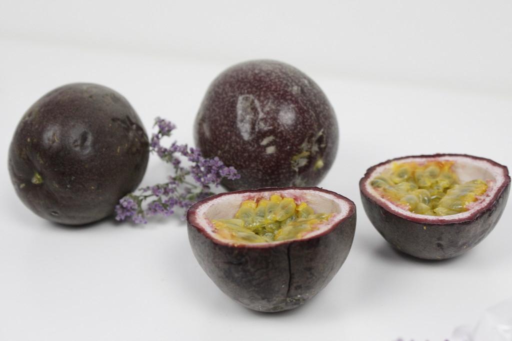 passionfruit shortbreads delliedelicious