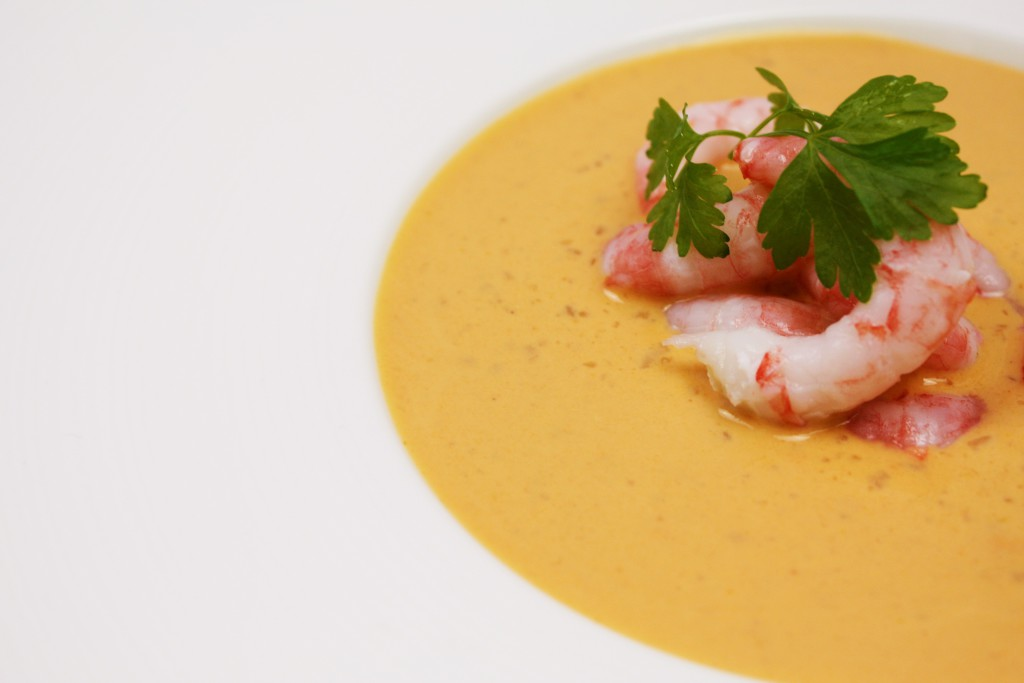 shellfish bisque stock delliedelicious