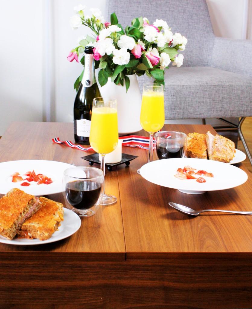 champagne breakfast mimosa prosecco delliedelicious