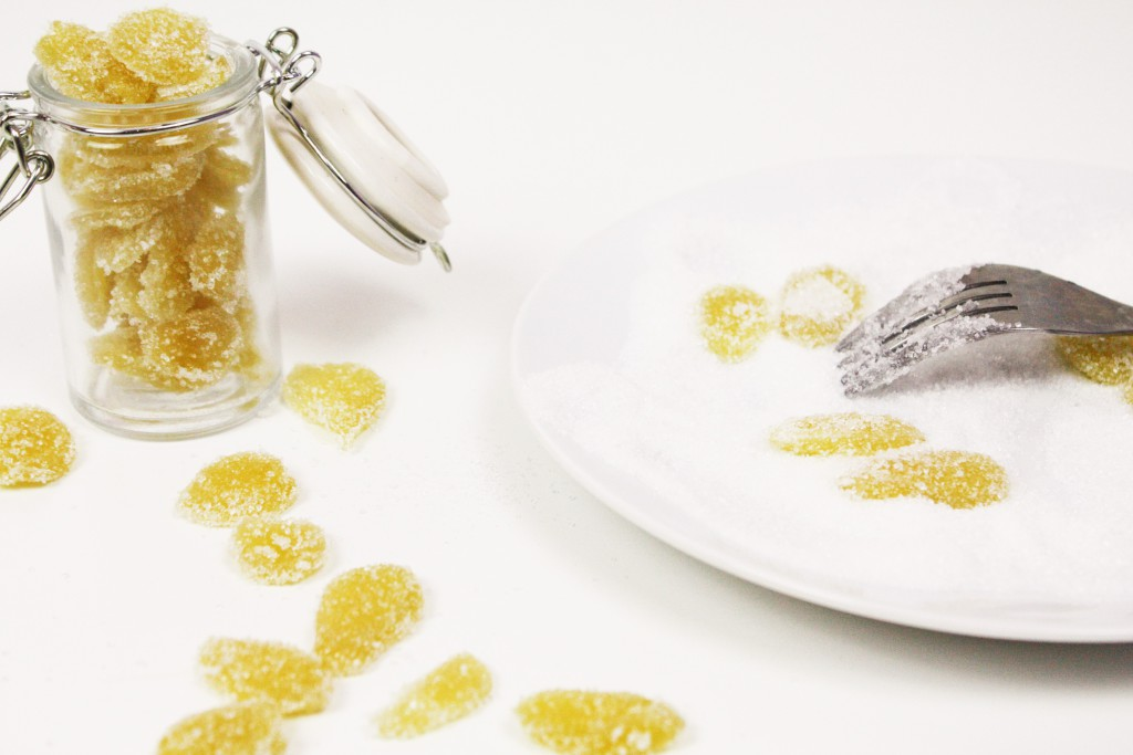 candied ginger ingefära ingefær kandert kanderad delliedelicious