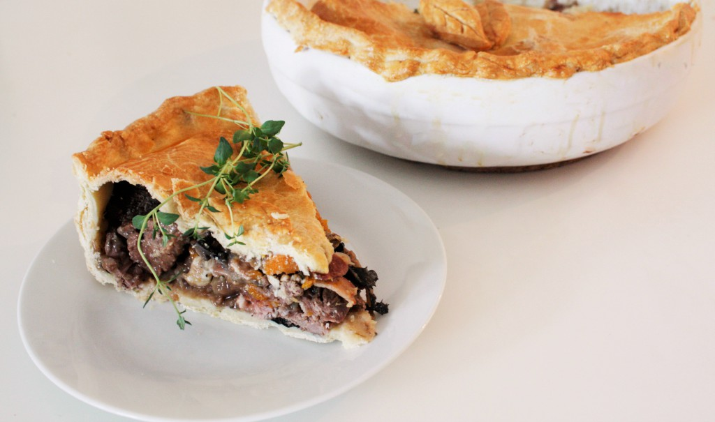 steak pie pastry delliedelicious paj pai  högrev