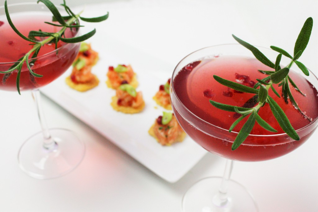 new year drink coctail appatizer delliedelicious madboggerudfordringen