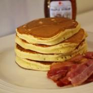 American Pancakes / Amerikanska Pannkakor