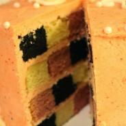 Neapolitan-tårta med en twist